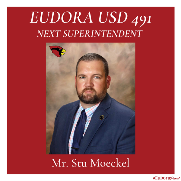 Mr. Stu Moeckel to Serve as the Next Superintendent