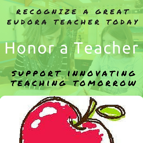 Honor A Teacher